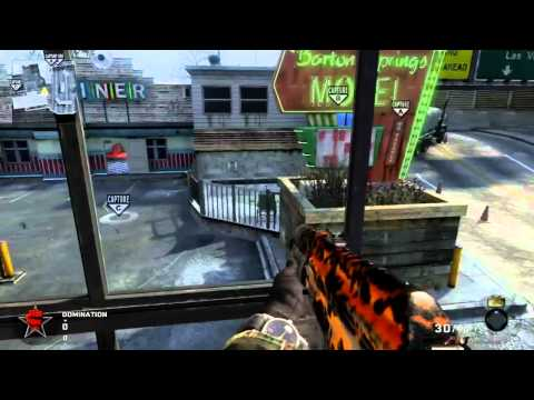 COD Black Ops - Escalation Map Pack Preview of Convoy
