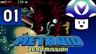 [Vinesauce] Vinny - Metroid: Zero Mission (part 1)
