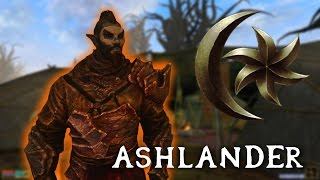 Skyrim Builds - The Ashlander