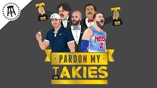 The 2021 Takie Awards presented by Pardon My Take