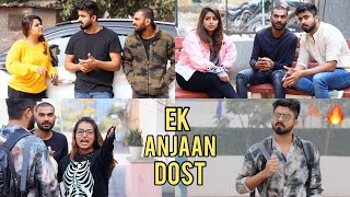Ek Anjaan Dost || Half Engineer