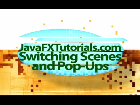 JavaFx - Magazine cover
