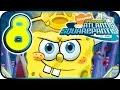 SpongeBob Atlantis SquarePantis Walkthrough Part 8 (PS2, Wii) ☼ Level 8 ☼