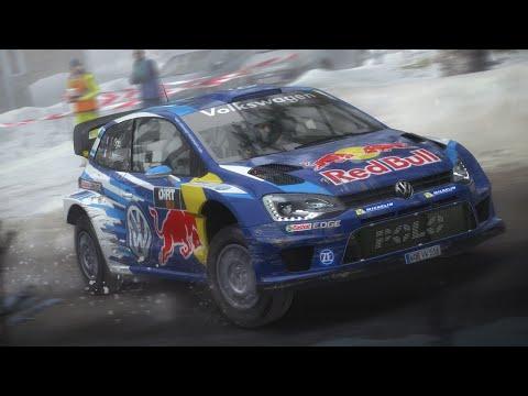 Dirt Rally | Volkswagen Polo WRC | Gameplay