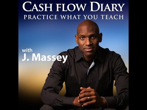 CFD 295 - [REPLAY 140] Take a PEEK Behind the Cash Flow Diary Curtain