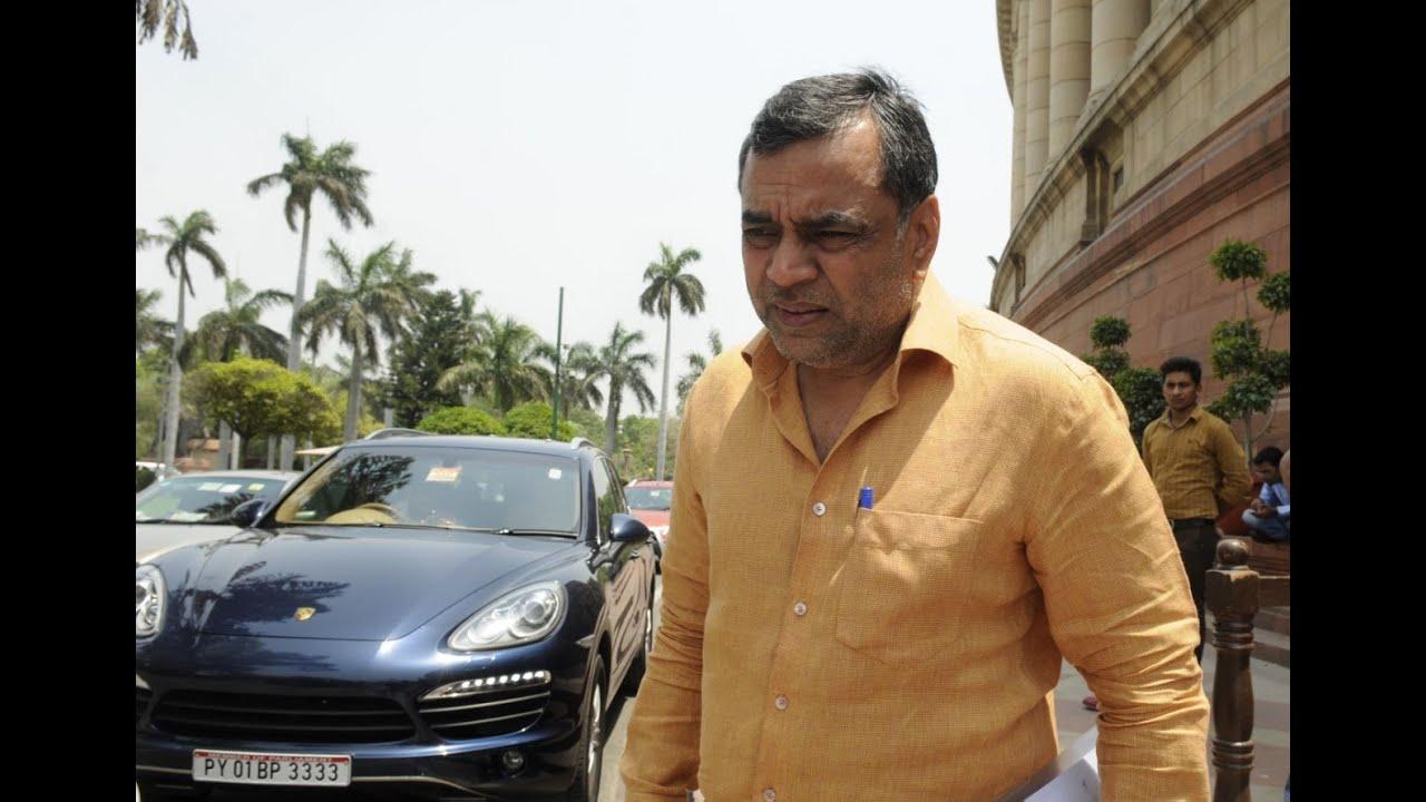 Paresh Rawal car collection 2020
