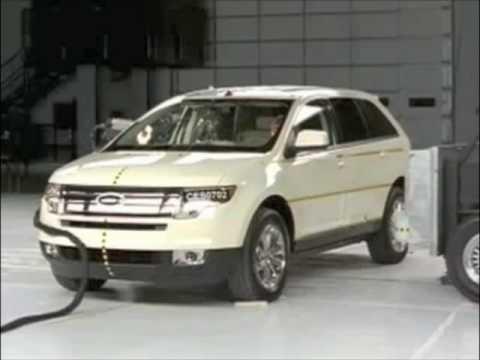 Ford Edge Iihs Crash Tests