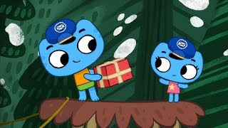 Мультфильмы для Малышей - Котики вперед! - Мяу-мяу экспресс (7 серия)(Смотри мультик