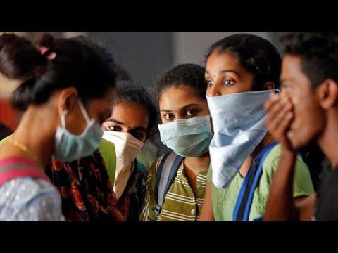 Ấn Độ trở thành ổ dịch covid-19 lớn thứ 3 thế giới | VTC14