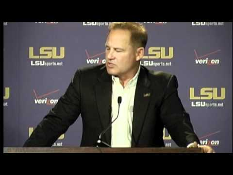 Coach Les Miles on ESPN