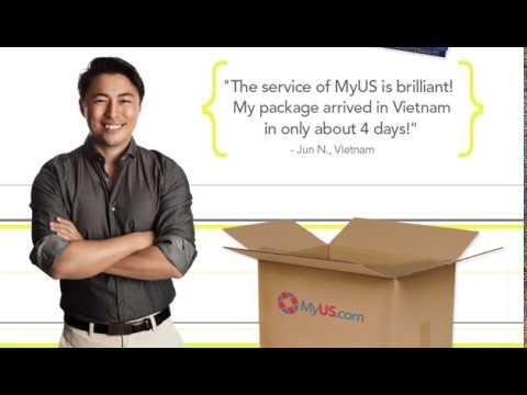 Buy US Goods, Send to Vietnam | MyUS com Shipping