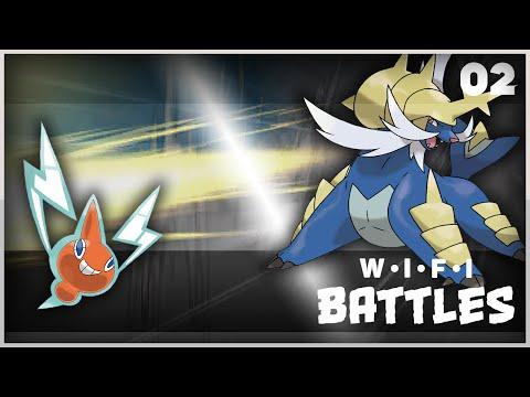 Pokemon Omega Ruby & Alpha Sapphire WiFi Battle #2 VS TheHoennNative - Rotom Bolt