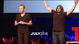 Download The Art of Letting Go | The Minimalists | TEDxFargo Mp3 and Videos