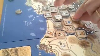 No Retreat! Italian Front 1943-45 - In Game Snapshot