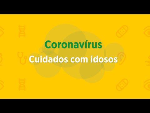 Cuidados com idosos | Rio contra o Corona