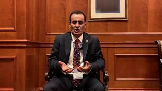 ناصر بكر القحطاني المدير التنفيذي لبرنامج الخليج العربي للتنمية(أجفند)