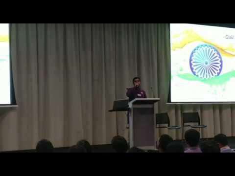 Nirmala Sura Ganga Jala Sangama kshetram Bharata Desham Telugu Patriotic song live