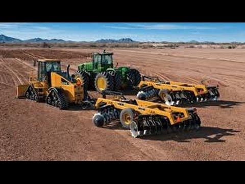 Big farming machines - YouTube