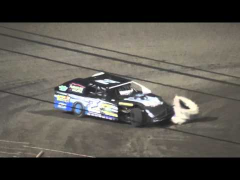 4th Annual Fall Extravaganza Night 2 / IMCA Modified B-Main 2 Lee County Speedway 10/10/15