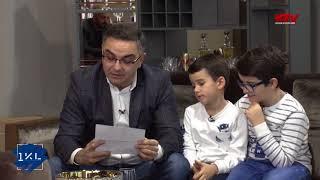 1KL - Letra e gruas emocionon Besnik Tahirin 28.01.2018