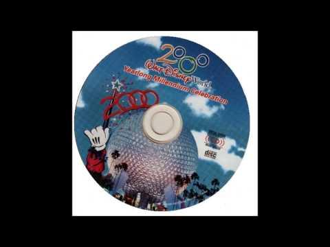 Yearlong Millennium Celebration Promotion CD - EPCOT