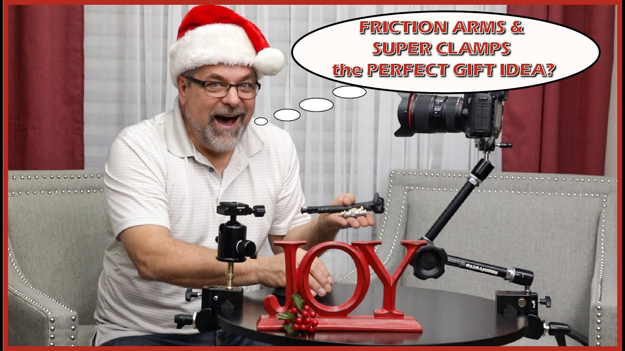 Manfrotto Magic Arms and Super Clamps?