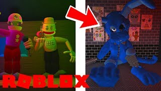 Secret Hidden Animatronic Easter Eggs in Roblox FNAF 6 Lefty's Pizzeria Roleplay