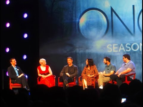 FULL: Once Upon a Time panel at D23 EXPO 2015