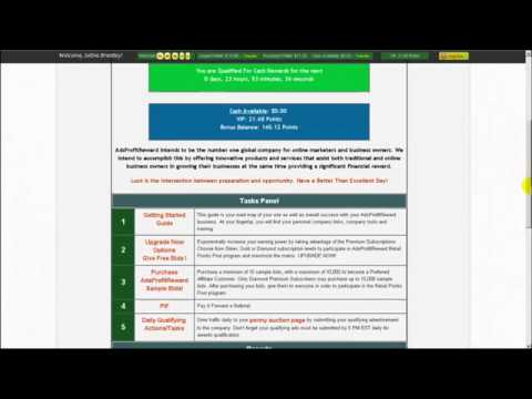 How to Make Money in AdsProfitReward