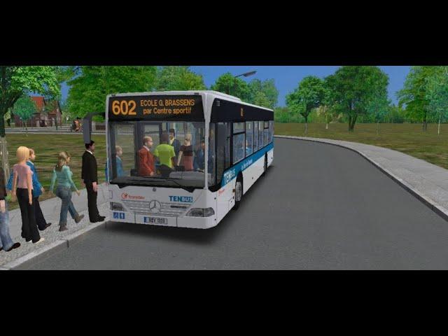 [OMSI 2] Tenont ligne 602 Hôpital-Ecole