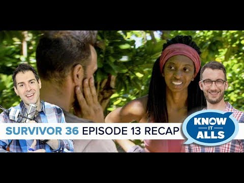 Survivor Know-It-Alls   Ghost Island Episode 13 Recap