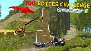 100 BOTTES CHALLENGE ! #DEFISTERVIO