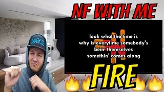 NF With Me REACTION!!
