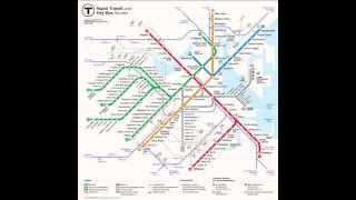 MBTA Map Redesign Process