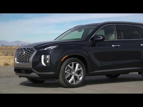 2020 Hyundai Palisade Exterior-Static howcars