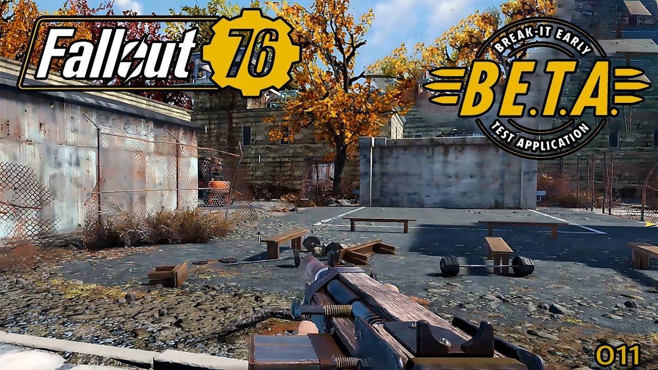 Fallout 76 Karte Deutsch.Fallout 76 011 Die Supermutanten Im Gefangnis Deutsch Beta Ps4 Let S Play Fallout 76