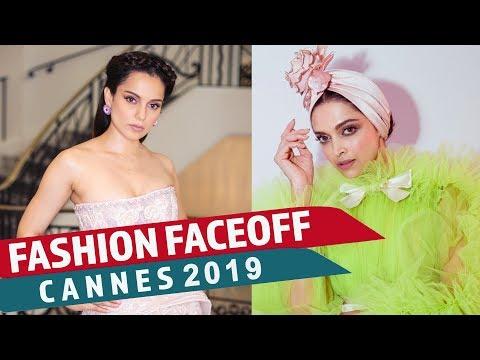 Cannes 2019: Fashion Faceoff | Deepika Padukone vs Kangana Ranaut | Pinkvilla | Fashion Mp3