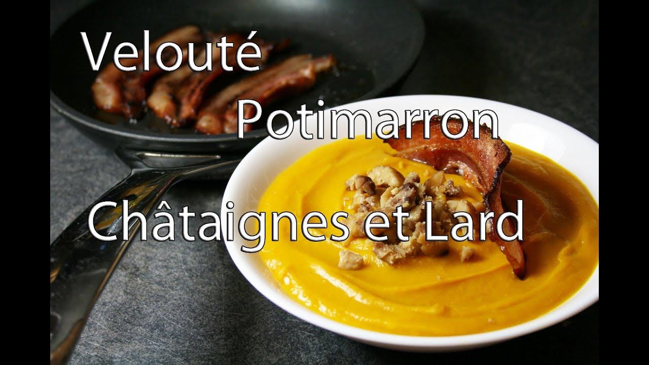 Calorie Soupe Potiron Chataigne Maison - Ventana Blog