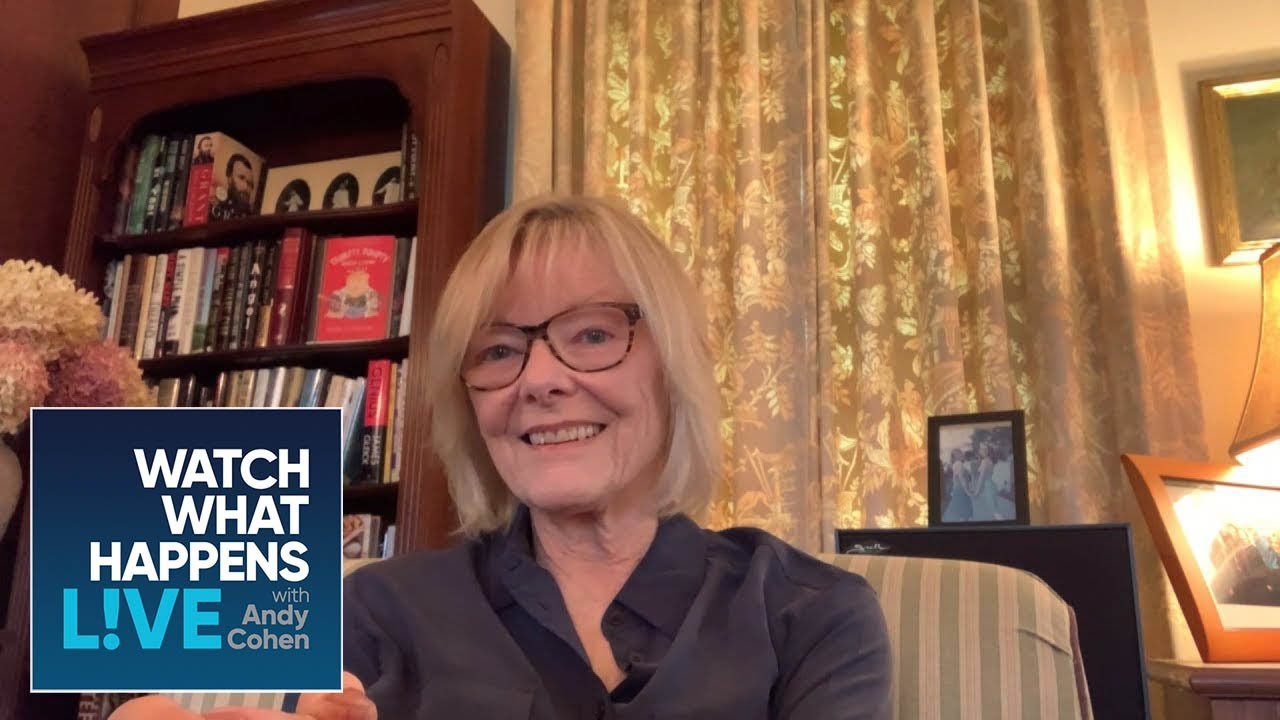 'Hacks' Star Hannah Einbinder Gets a Shoutout from Jane Curtin | WWHL