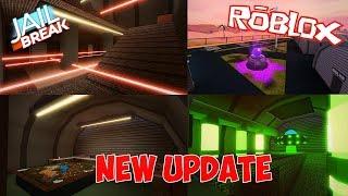 Jailbreak Militär Base (neues Update) review| Roblox