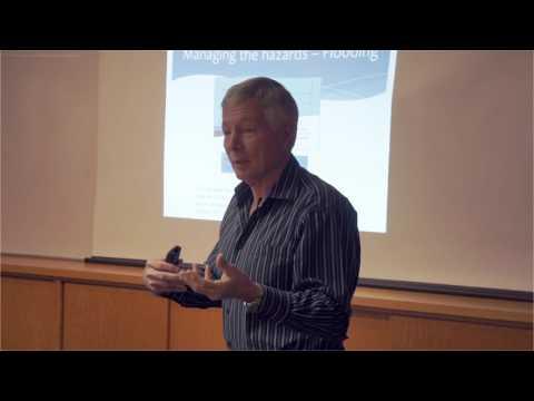 Shoreline Processes Presentation to the ABCA by Dr. Robin Davidson-Arnott