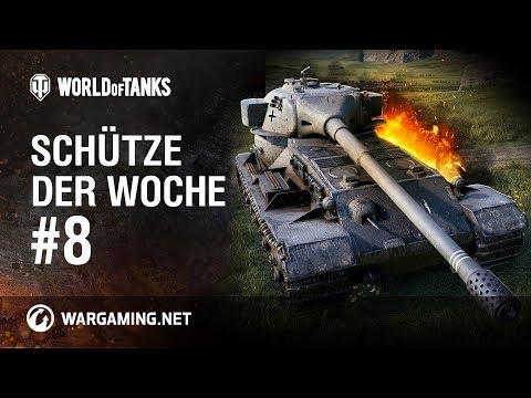Schütze der Woche #8 [World of Tanks Deutsch] thumbnail