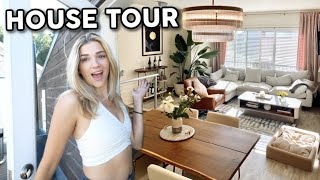I Bought A House! Before & After HOUSE TOUR!