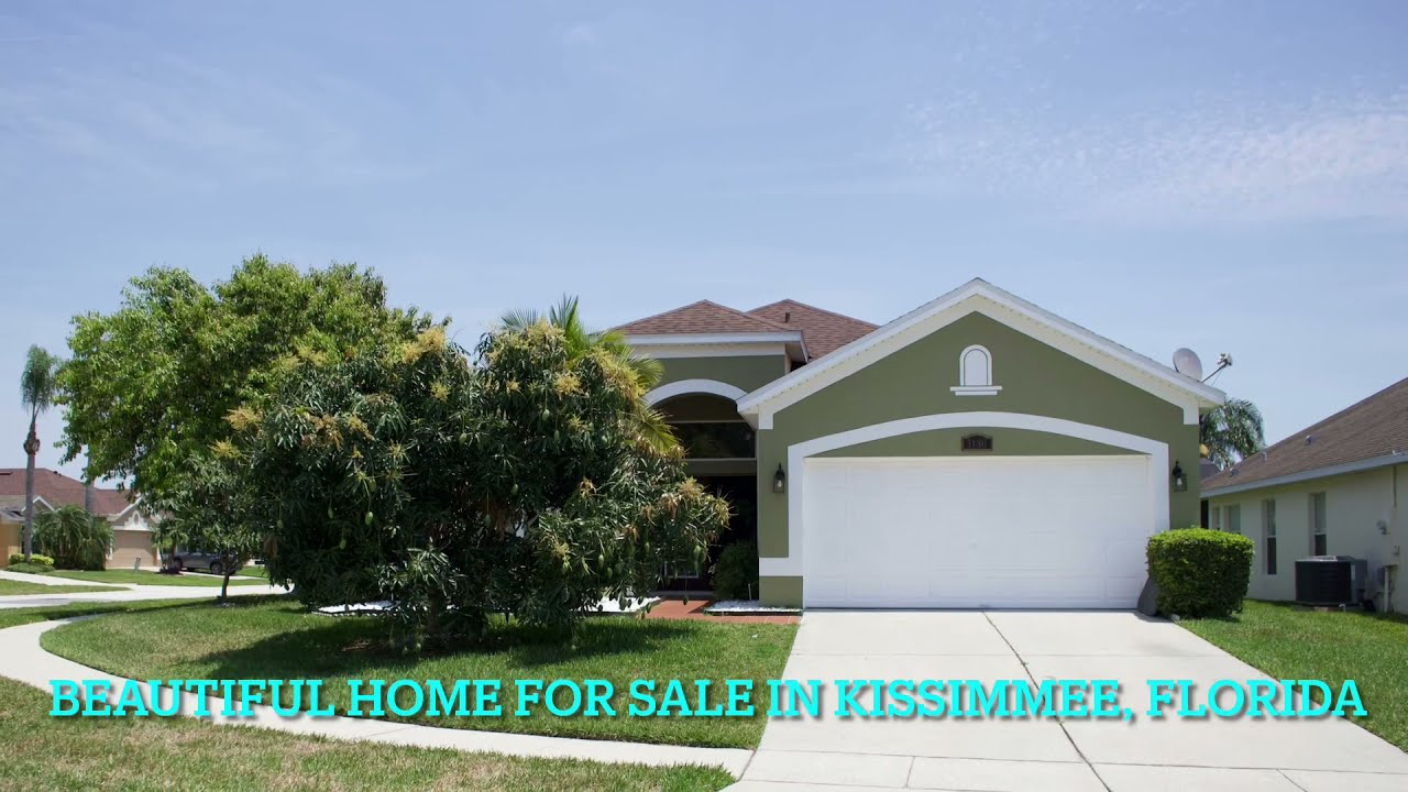 Download Home For Sale in Kissimmee, Florida just minute from Disney World | Orlando International Airport