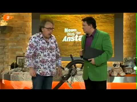 Neues aus der Anstalt ZDF 2012 Themen- RMS TITANIC Grass Piratenpartei  FDP Teil 4