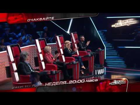"""Очаквайте вторите вокални двубои в """"Гласът на България""""!"""