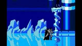 Batman: Chaos In Gotham GBC Game - Level 1 - Diamonds And Ice