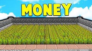 WE STAAN BIJNA IN DE MONEY TOP!! - Minecraft Skyblock met Eva #64