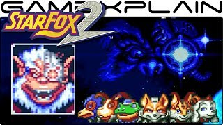 Star Fox 2 - Story Intro & Opening Cutscene + Title Screen (Super NES Classic Edition)