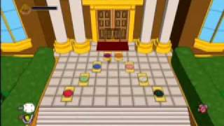 The Simpsons Game Playthrough (PS3) part 36- Matt Groening Fight